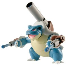 Pokemon Supreme 6 Inch Figure Mega Blastoise