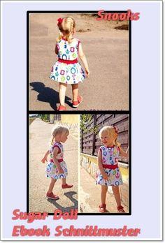 Zucker Doll Ebook Schnittmuster+Anleit ebook, schnittmuster, pattern,