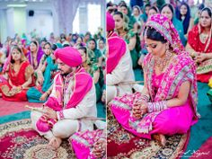 sikh wedding ceremony ALL RIGHTS TO A.S. NAGPAL PHOTOGRAPHY https://www.facebook.com/ASNagpalPhotography  http://asnagpal.com/about/