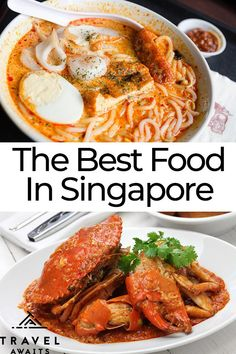 Meet Merlion: The Fascinating History Behind Singapore's Most Enduring Symbol Singapore Food, Singapore Travel, Singapore Outfit, Singapore Itinerary, Singapore Sling, Hotel Food, Spicy Chili, Exotic Food, Budget Meals
