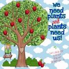 **My 4/7/13 blog post has this freebie posted.    Make an easy, fun craftivity illustrating how we exhale carbon dioxide which plants need and ho...