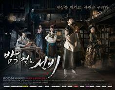 Scholar Who Walks The Night, with Lee Jun-ki