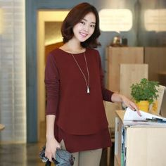 Buy 'mayddle – Layered-Panel Chiffon Top' at YesStyle.com plus more South Korea items and get Free International Shipping on qualifying orders.
