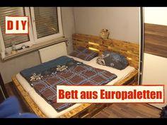 Die 21 Besten Bilder Von Palettenbett Bed Room Pallet Bed Frames
