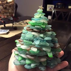 Posted by Heather A Brokaw - I Love Sea Glass on Facebook...