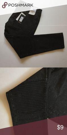 Primark Jeans Motto Jean legging, low rise.  Semi distressed look. Jeans Skinny