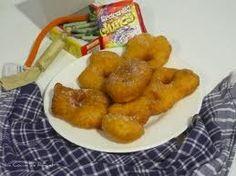 Bunyols de carabassa / Buñuelos de calabaza