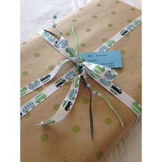 Kombi ribbon and polka dot wrapping paper Grosgrain Ribbon, Polka Dots, Wraps, Gift Wrapping, Paper, Gifts, Gift Wrapping Paper, Presents, Wrapping Gifts