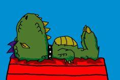 Kaiju versión Charles M Schuls