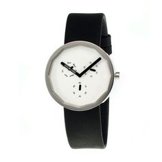 Twelve Watch 22mm Men's Silver now featured on Fab.
