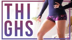 This is the ultimate thigh toning and slimming at-home workout! No equipment needed - just your motivation and desire to get strong! Plus, you get a little bonus booty work with these moves. Remember to focus on form and mind-muscle connection to really benefit the most from each exercise. Ready to have fun and get a little sweaty!? Let's do this! Also, when you complete the workout let me know in comments how the burn was and what exercise was most challenging. You will get stronger with…