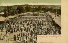 Kirschfest zu Naumburg a. S., 1906