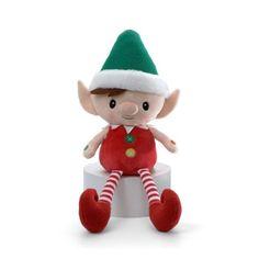 "Amazon.com: Gund Christmas Magic Messenger 17.5"" Elf Gund Fun: Toys & Games"