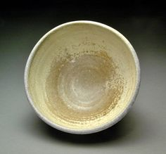 Brown Orange and Gray Wood Fired Cereal Soup or by MBrownCeramics, $30.00