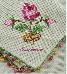 The most beautiful cross-stitch pattern - Knitting, Crochet Love Cross Stitch Letters, Mini Cross Stitch, Cross Stitch Heart, Cross Stitch Borders, Cross Stitch Samplers, Modern Cross Stitch, Cross Stitch Flowers, Cross Stitch Designs, Stitch Patterns
