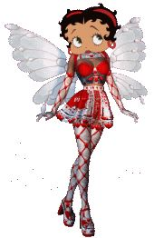 Betty Boop Comments, Graphics and Greetings Codes for Orkut, Friendster, Myspace, Tagged