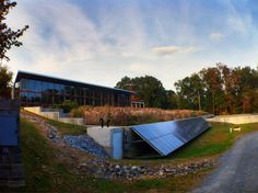 The Omega Center for Sustainable Living may be the most beautiful wastewater treatment plant in the world. Invented by Dr. John Todd, the bu...