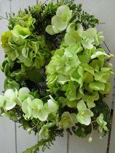 Items similar to Hydrangea Wall Basket Saint Patrick's Day Summer Wreath Hydrangea Wreath Green Wreath Mother's Day Gift Door Decorations on Etsy Green Hydrangea, Hydrangea Wreath, Hydrangeas, Floral Wreath, Baskets On Wall, Wall Basket, Indoor Wreath, Autumn Wreaths For Front Door, Irish Decor