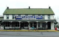 The Shartlesville Hotel shut its door after the former husband sold it to Pat Bowman. Jonathan Zweizig and Tracy owned the SH for a number of years. They maintained its tradition and the rivalry wi…