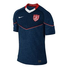 #usmnt Second jersey concept for  the #worldcup. #landofthefree #nikefootball
