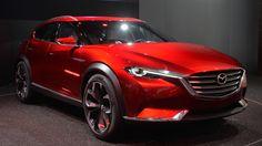 Mazda Koeru Concept: Frankfurt 2015 Photo Gallery - Autoblog
