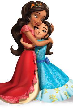 Meet the newest Disney Princess Elena of Avalor's sister, Isabel!