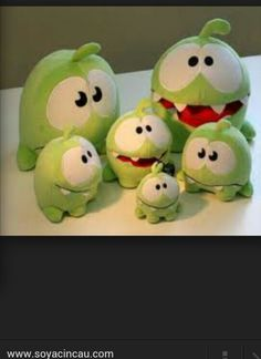 Really cute plushies. Website on picture.