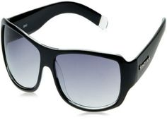 Fastrack Black Wrap Sunglass P089BK1 - Fastrack black wrap sunglasses (P089BK1) are made up of Plastic frame material and composite lens material. Fastrack sunglass provide a free size eye width and UV protection. #Fastrack #Sunglass