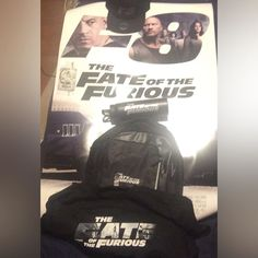 #Thisfunktional #Mail Call!! #TheFateOfTheFurious goodies  #Cap #TShirt #Backpack #Bottle #CarFreshener and giant #Poster. THE FATE OF THE FURIOUS out in #Theaters April 14. #ThisfunktionalMovie #Movie #Movies #F8 #Film #Films #Theater #Film #Films http://ift.tt/1MRTm4L
