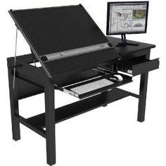 Image result for art table desk caddy