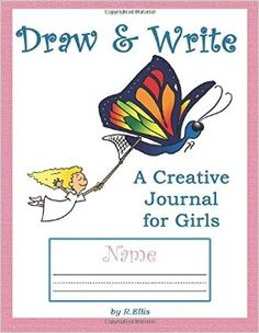 Foster a love of story telling with this fun book! The pages include spaces to draw and color and plenty of lines for writing. The only limit is their imagination. Recommended for girls grades K-3.