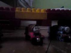 """Thomas Take-n-Play Adventures: Season 2 Episode 4 """"James' Crazy Dream""""."""