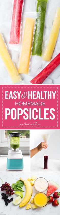 Easy and Healthy Hom