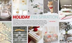 Pinterest Boards To Help You Through The Holidays | Gallery | Glo