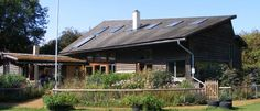 Our education centre at Sutton Courtenay is packed with brilliant eco-features from a sedum roof and solar panels to recycled floors. We even recycle our rainwater. Find out more at www.bbowt.org.uk.  - Suzie (BBOWT)