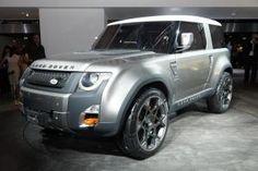next generation Land Rover Defender
