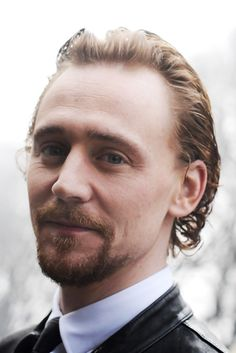 """Tom Hiddleston. Ever my model of male """"perfection"""". There is no such thing as perfect but I'm ridiculously certain he has the right balance of ideal and flawed."""