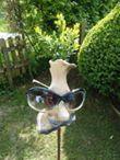 Brillenständer - stand for shades & glasses Exhibitions, Cnc, Garden Sculpture, Shades, Events, Glasses, Outdoor Decor, Home Decor, Eyewear