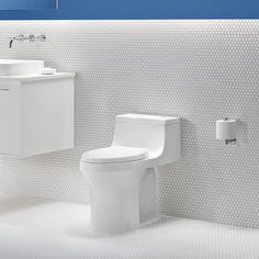 San Souci Comfort Height Touchless Toilet