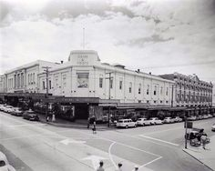 Cribb and Foote in Ipswich,Queensland in the late 1950s.