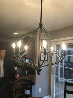 New Boston, Chandelier, Ceiling Lights, Lighting, Home Decor, Candelabra, Decoration Home, Room Decor, Chandeliers
