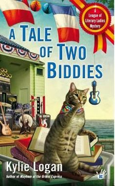 My recent favorite books: Book Tour - Review and Giveaway: A Tale of Two Biddies by Kylie Logan   #cozymysteries