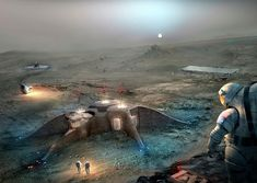 Gallery - Clouds AO and SEArch Win NASA's Mars Habitat Competition with 3D-Printed Ice House - 6