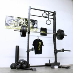 We support all high-intensity WOD style fitness programs. Crossfit Garage Gym, Crossfit At Home, At Home Gym, Running Workouts, Workout Gear, Speed Rope, Queen, Training Equipment, First Home