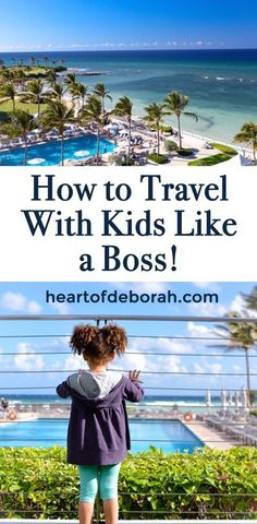 Want to explore new places, but nervous about the thought of traveling with children? Here is how one mom decided to embrace the moment and travel with kids. You can have fun on a vacation as a family!
