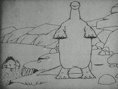moma: Animator John Canemaker presents Winsor McCay's Gertie the Dinosaur this Friday!