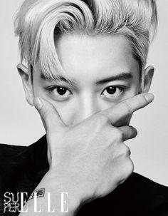 morgan ❥ xxii i love chanyeol. Baekhyun Chanyeol, K Pop, Exo Album, Exo Fan, Kim Minseok, Exo Members, Chanbaek, Got7, Parks