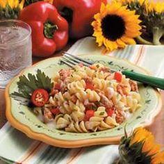 Makeover Creamy Italian Sausage Pasta, #Creamy, #Italian, #Pasta, #Sausage