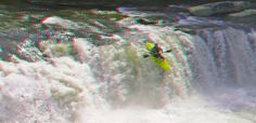 Been whitewater rafting, I want to try kayaking the rapids! Probs not that intense though :)