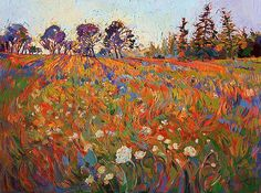 Wild in Flower by Erin Hanson